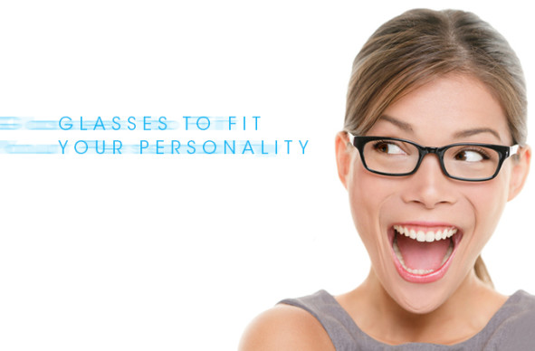 Glasses To Fit Your Personality